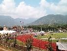 Panoramica Campo di atletica